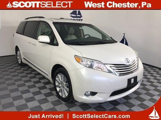 Used Toyota Sienna West Chester Pa